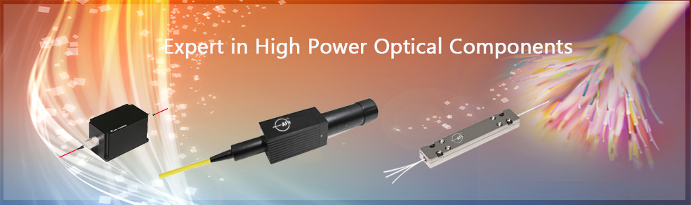 High Power Optical Components